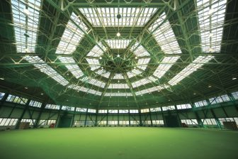 21 Seiki-no Mori Indoor Sports Ground