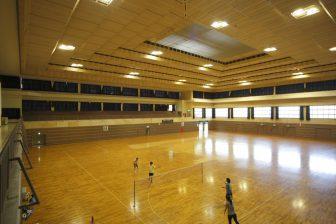 宮古島市総合体育館