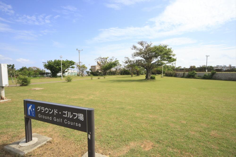 うるま市具志川グラウンドゴルフ場