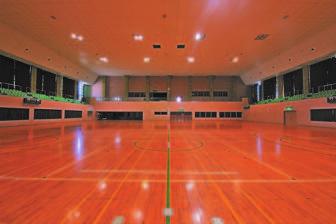うるま市石川体育館