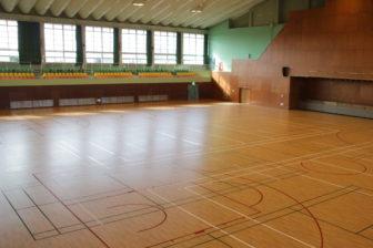 Itoman City Nishizaki Gymnasium ( inside of Nishizaki Athletic Park )