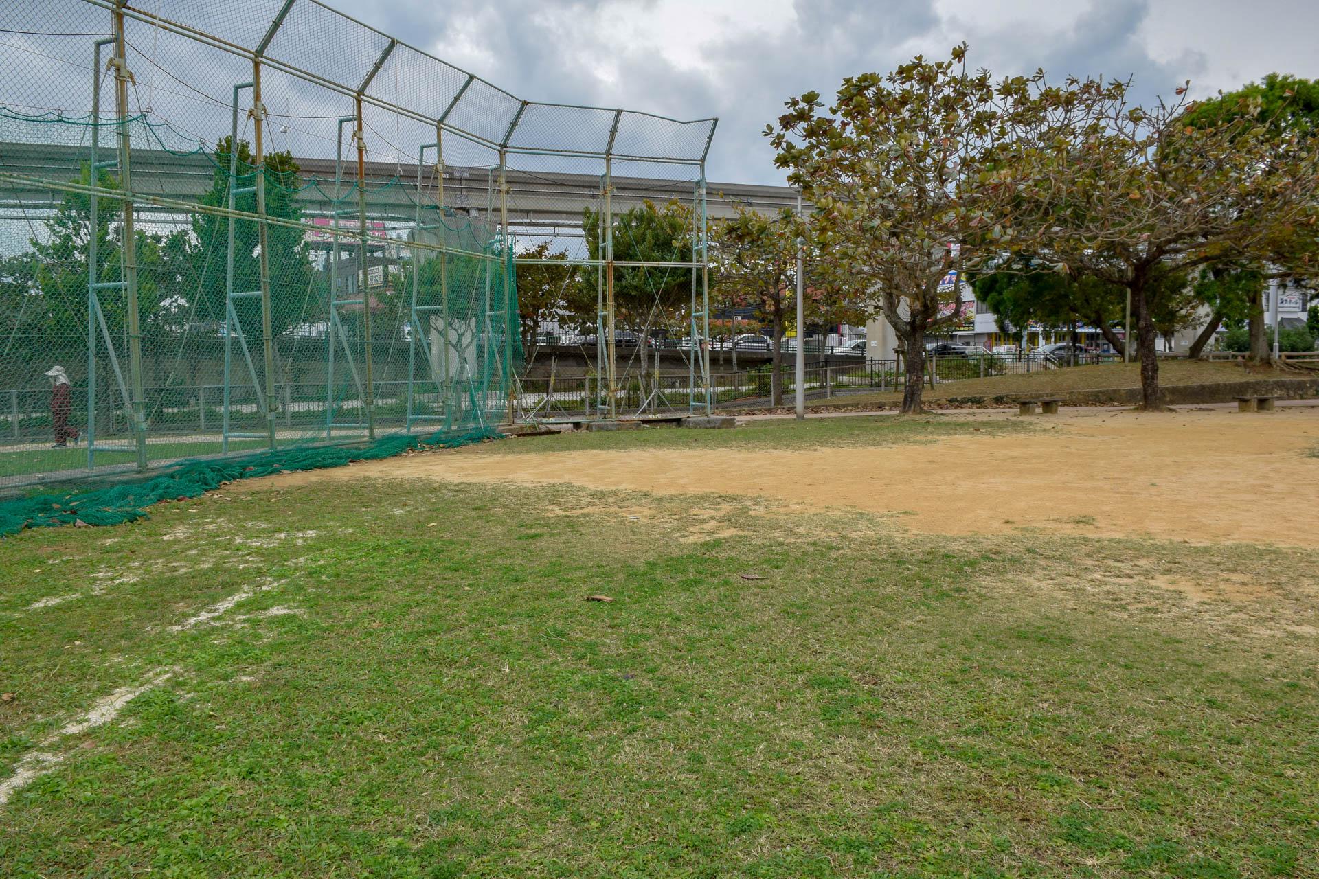少年野球場(奥武山公園内)