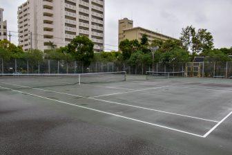 Manko Park Tennis Court