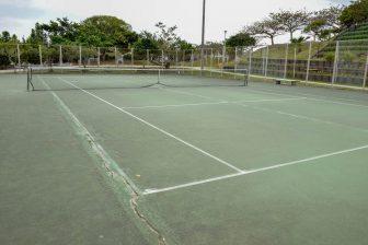 大石公園 テニスコート