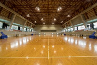 Higashison Management Gymnasium