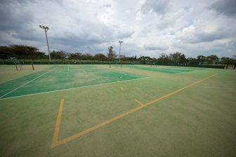 Nakijinson General Sports Park Tennis Court
