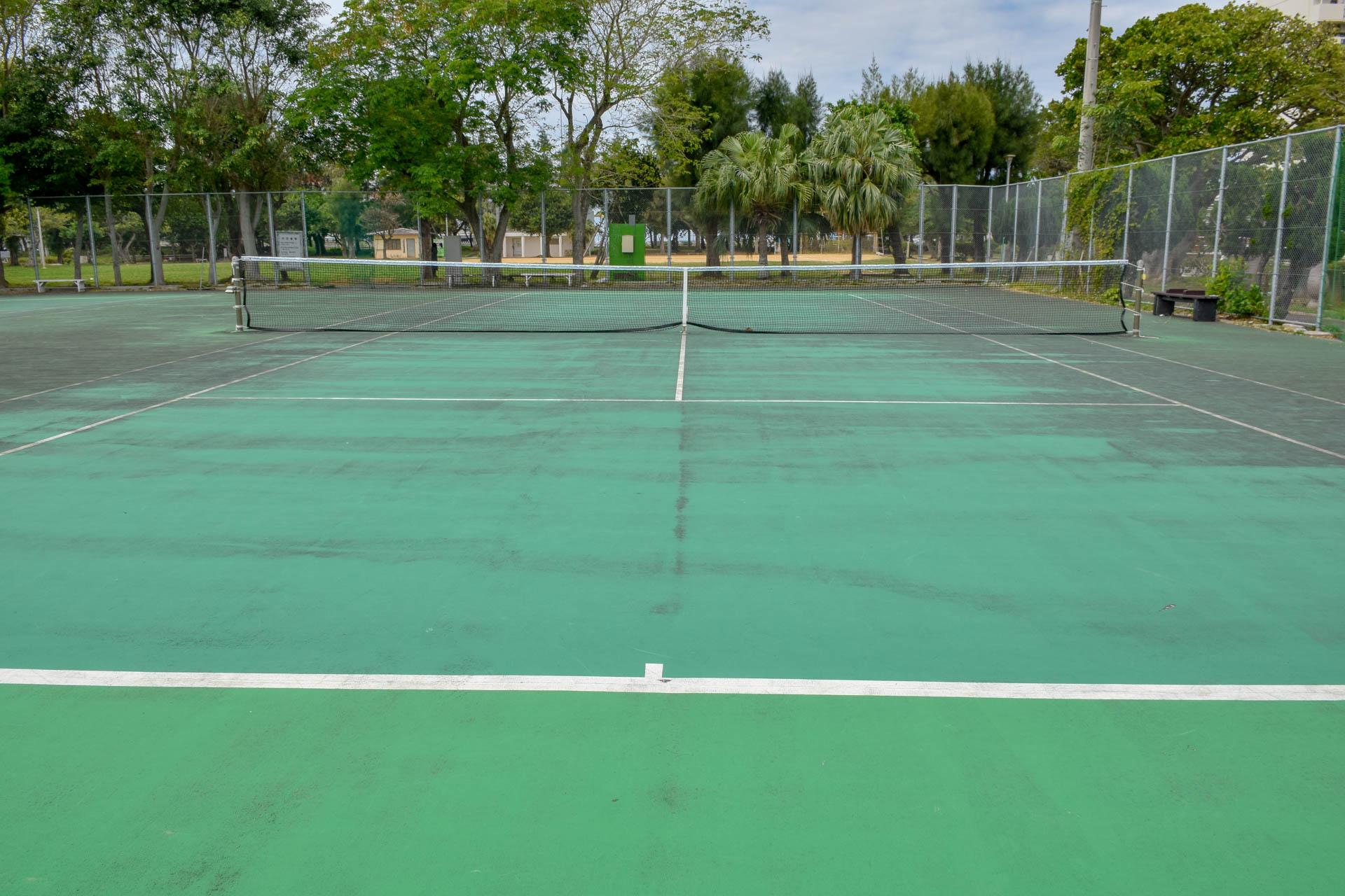 若狭公園 テニスコート