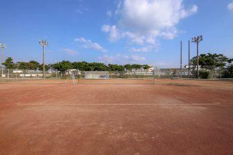 金武町立庭球場