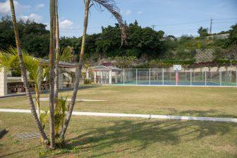 Ieson Misui Park Gateball Ground