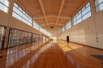 屋良地区体育館・図書館