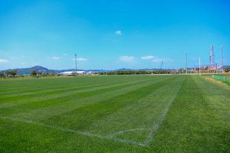 Agarizaki Park Soccer Field