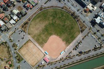マリンタウン東浜野球場・テニスコート