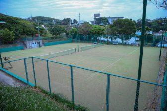 Miyagusuku Park Tennis Court