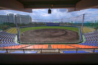Atom Home Stadium Ginowan ( Ginowan Municipal Baseball Field )