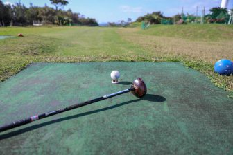 Agunijima Park Golf Ground