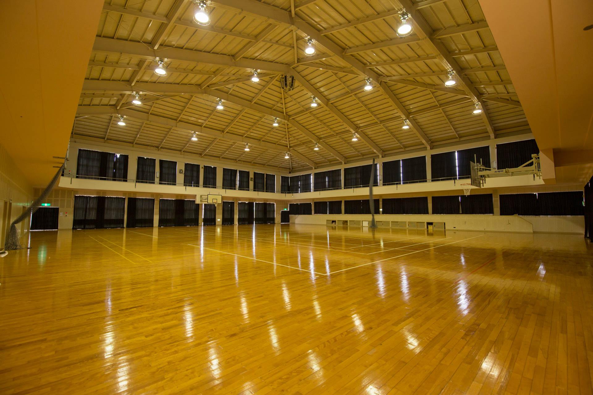 南大東村スポーツセンター