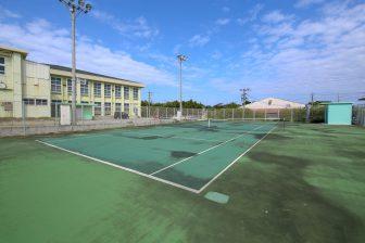 Minami Daito Tennis Court