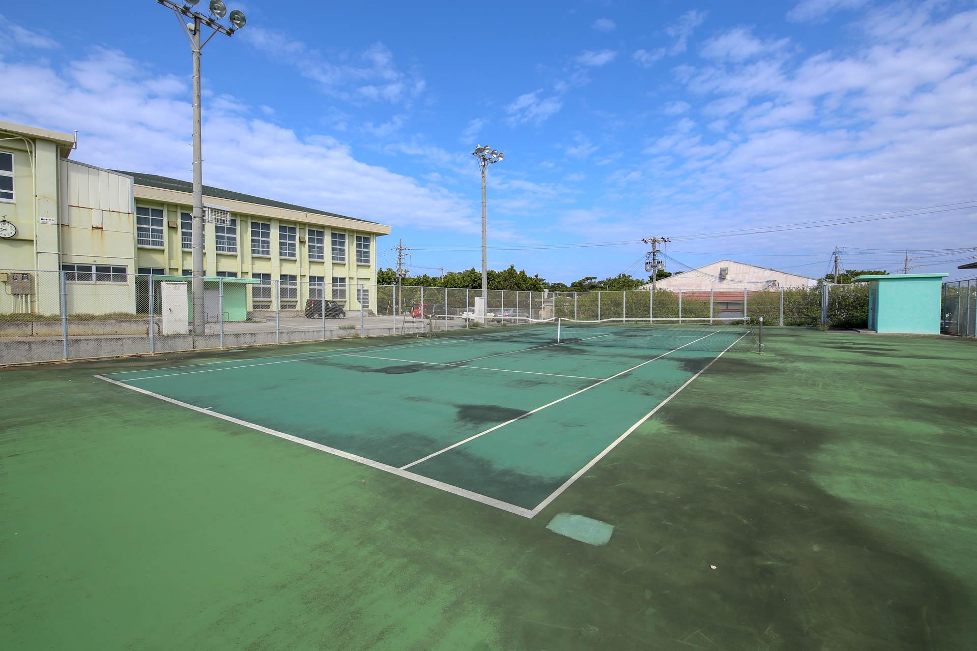 南大東村テニスコート