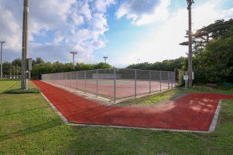北大東総合運動公園 テニスコート