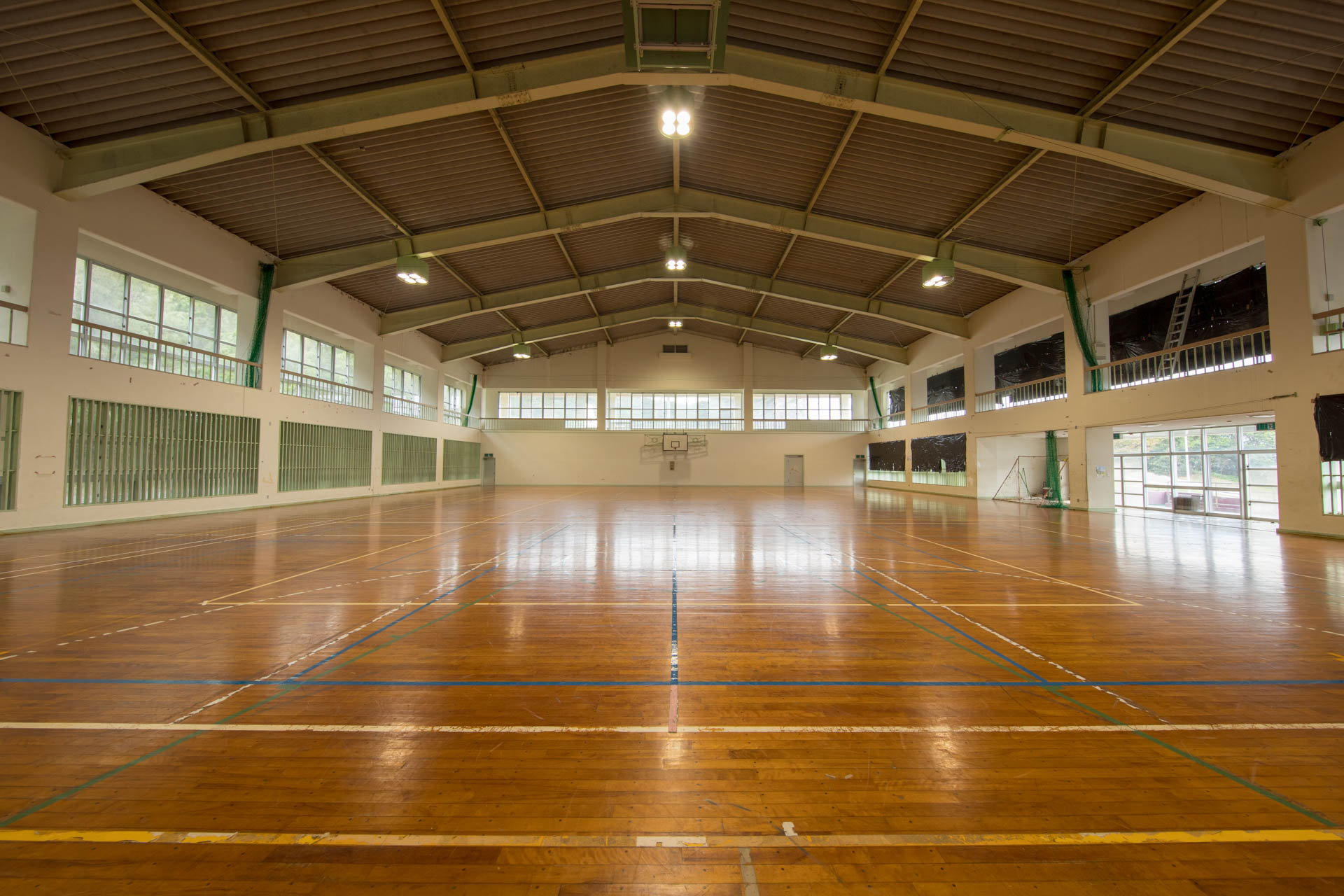 伊平屋村民体育館