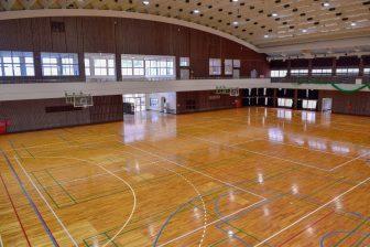 Gushikami Kaisha Tennis Court