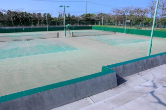 Nago Municipal Tennis Court