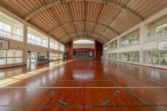 久志区体育館