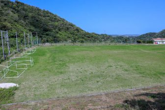 Haneji Dam Multipurpose Field