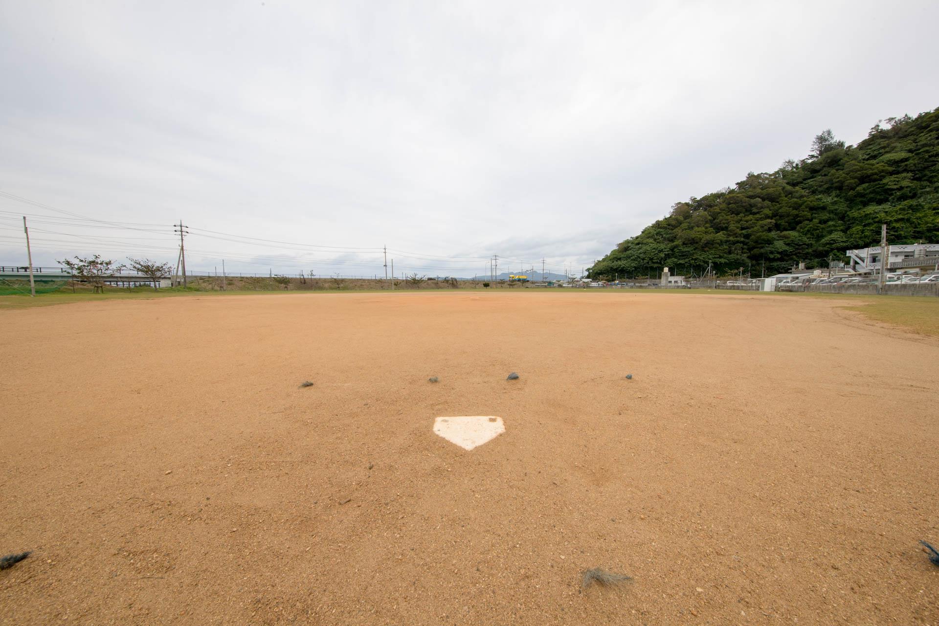 数久田運動場