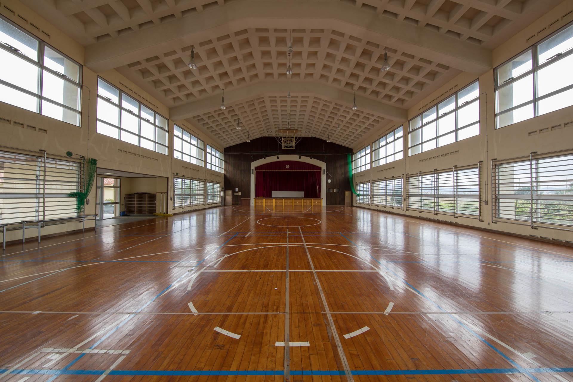 数久田体育館