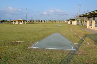Minamihama Park Gateball Ground