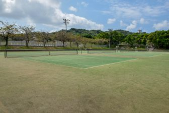 Tomigusuku General Park Tennis Court