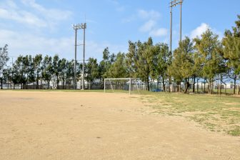 Tomigusuku Yone Sports Facility Soccer Ground