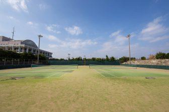 庭球場 (うるま市与那城総合公園内)