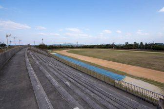うるま市与那城総合公園陸上競技場