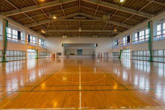 宮古島市下地体育館
