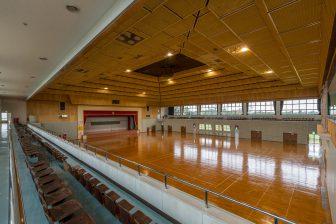 宮古島市上野体育館