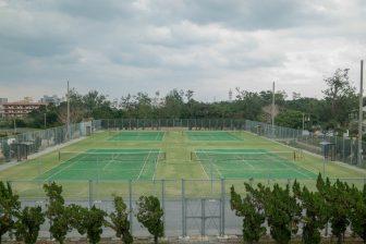 カママ嶺公園 市営テニスコート