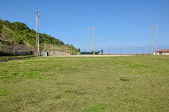 Nanjo City Chinen Outdoor Sports Ground