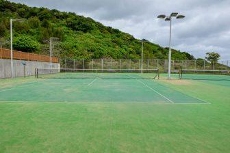 Nanjo City Chinen Outdoor Ground Tennis Court