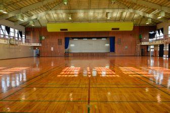 Nanjo City Chinen Gymnasium