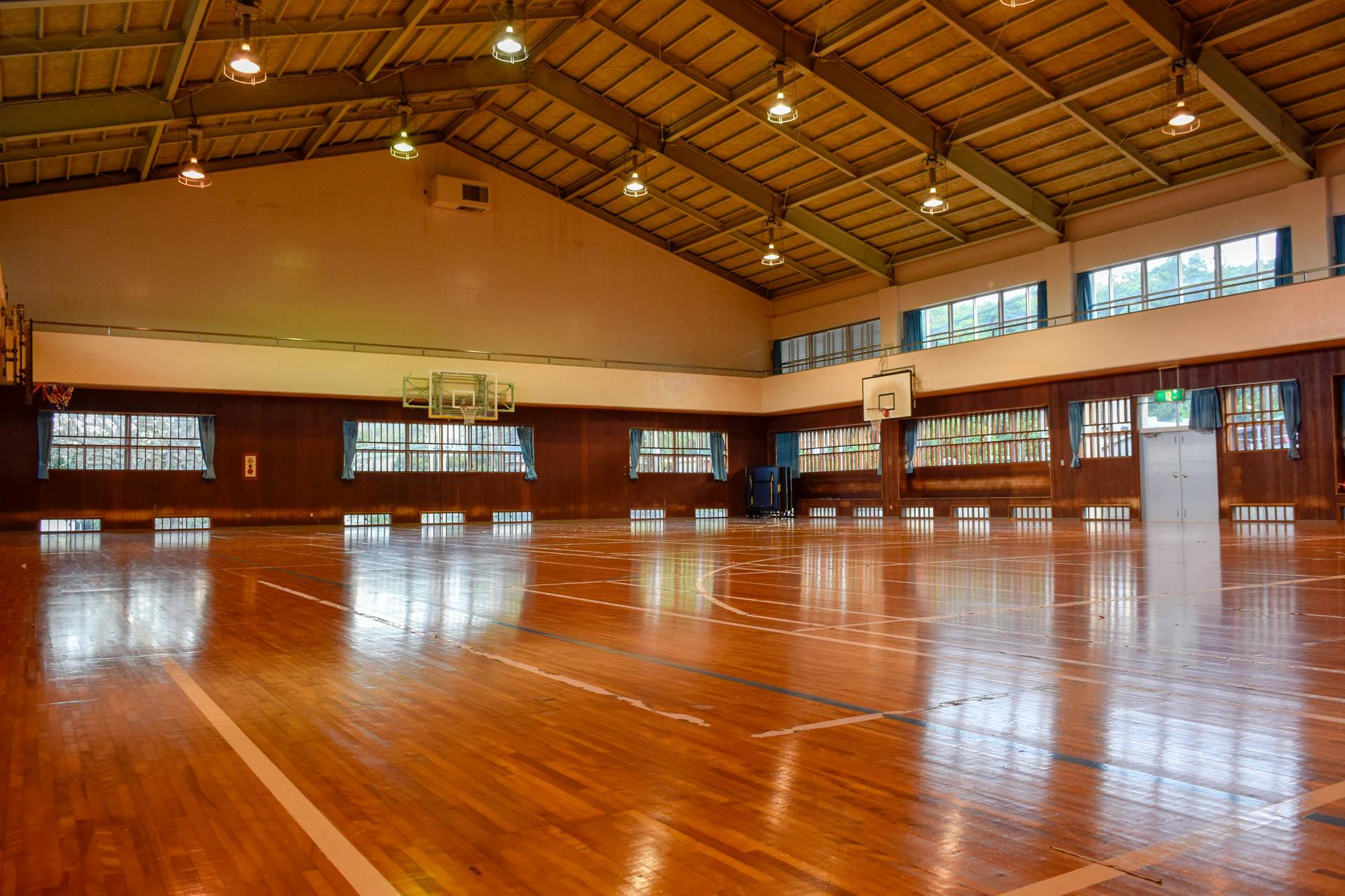 南城市佐敷勤労者体育センター