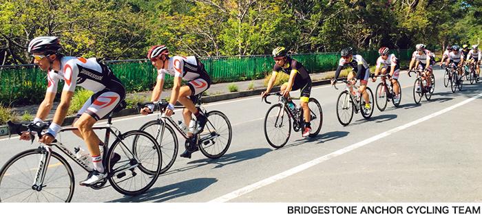 BRIDGESTONE ANCHOR CYCLING TEAM