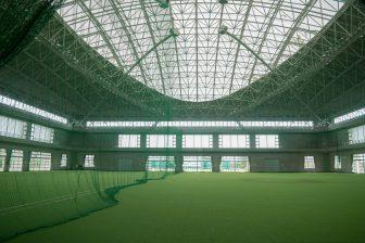 Nakazato Indoor Sports Ground (inside of Nakazato General Sports Park)