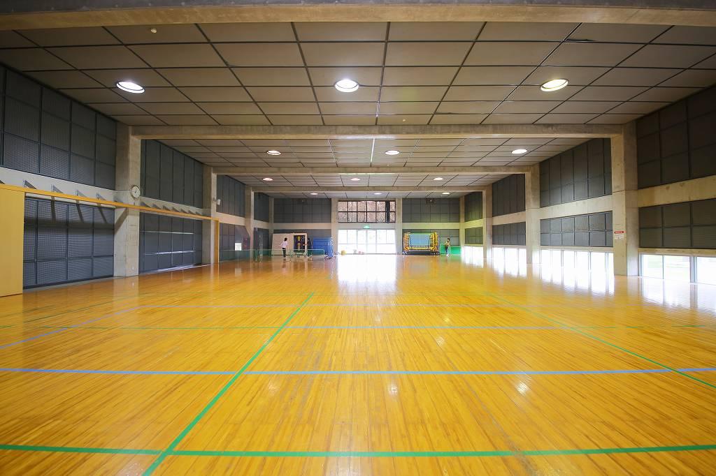 沖縄県総合運動公園 サブアリーナ
