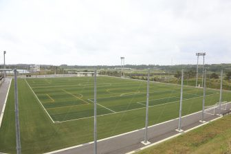 Kincho Football Center