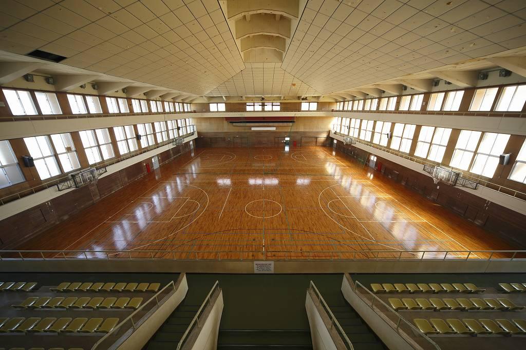 国頭村立総合体育館