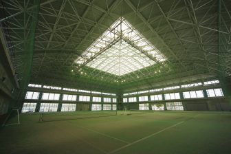 Ishigaki Central Sports Park Indoor Practice Ground