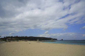 恩納海浜公園(ナビービーチ)