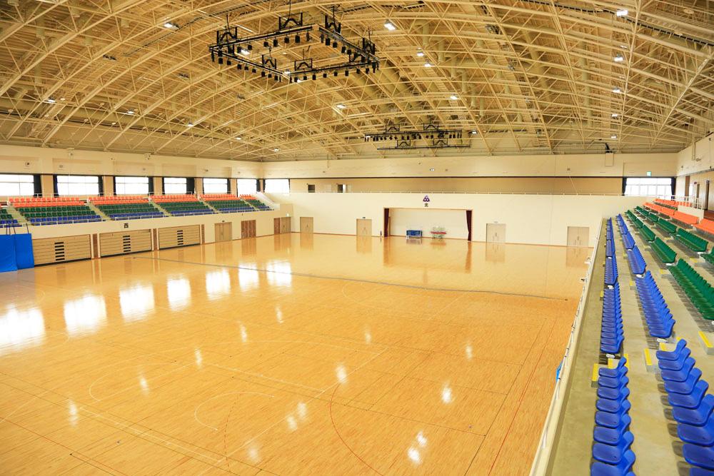 豊見城市民体育館